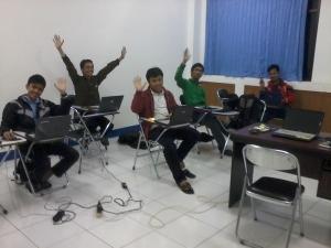 Suasana Kelas 3