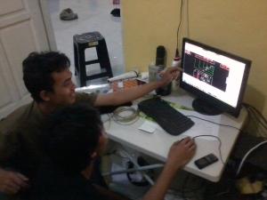 Training Auto CAD Kelas Malam