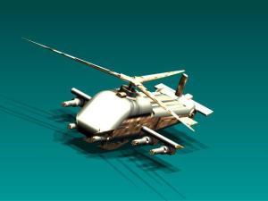 Helikopter Afrizal