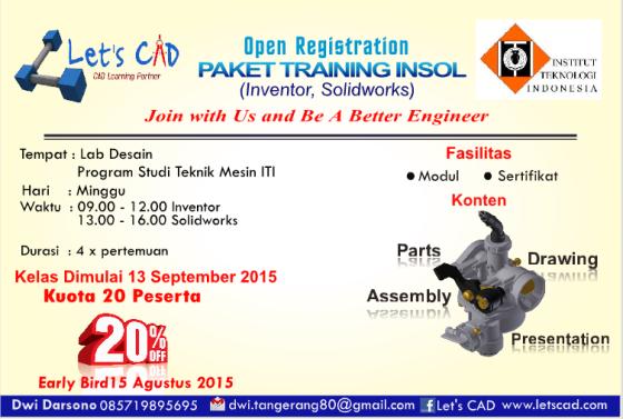 R4 - Brosur Training Insol